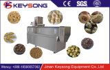 Bean de la viande de soja texturée, texture de la machine de protéines Les protéines de soja de décisions de la machinerie