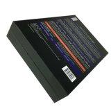 Moda/Paquete de papel y la tapa negra resistente caja de regalo