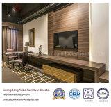 Het creatieve die Meubilair van de Slaapkamer van het Hotel met Laminaat wordt geplaatst eindigt (yb-812)