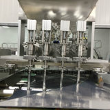 4 Lines/6 lignes machine à emballer de liquide/pâte
