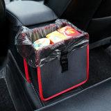 Водонепроницаемый Car корзину Бен герметичная Auto мешок для мусора пульт для хранения данные органайзера с боковой карман