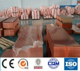 2.004 Folha de cobre vermelha do cobre de folha dos cátodos de C10200 C11000
