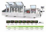 Machine automatique de Bander de bord avec le pré-fraisage et l'entaillage horizontal pour la chaîne de production de meubles (Zoya 230pH)