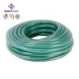 Manguito de la succión del alambre de acero del PVC del claro del alto grado