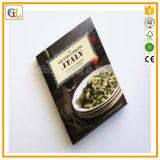 중국 오프셋 인쇄 요리책 서비스 (OEM-GL026)