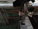 plasma do CNC do baixo custo e cortador portáteis certificados CE da flama para o metal de folha