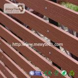 Cerca compuesta plástica de madera del enrejado de Mexytech WPC en ventas calientes