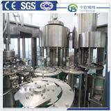 На холодном двигателе стерильности заполнение Ultra Clean Mono-Bloc газированную воду рабочей машиной/Посев Заполнение системы напитки производственной линии