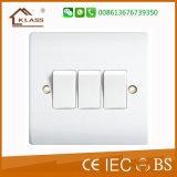 Commutateur électrique chaud de mur de la vente 4gang d'usine