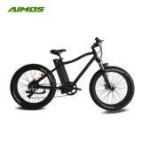 [فشيونبل48ف] [500و] [750و] [1000و] سمين إطار العجلة ثلج درّاجة كهربائيّة