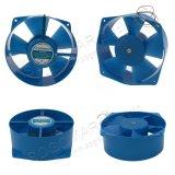 Ventilador de ventilação plástico da bobina 230VAC 0.15A 2600rpm do cobre das lâminas do frame de Alu