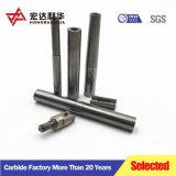Barras de perfuração de carboneto para máquinas CNC
