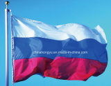 De patriottische Grote Nationale Vlag van de Vlag met TUV Goedgekeurd SGS