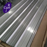 ASTM 304 Galvanizado en caliente de techos de chapa de acero corrugado Gi