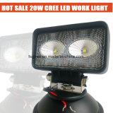 저가 Offroad 20W 크리 사람 LED 차 빛 (GT1011B-20W)