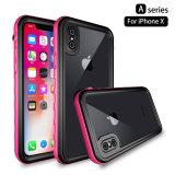 IP68 imprägniern Fall Shockproof schmutzfesten Snowproof schützenden Telefon-Kasten für iPhone X/iPhone 10