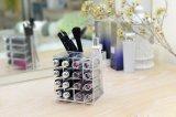 Houder van de Lippenstift van het Perspex van de Fabrikant van Anhui de Zuivere Materiële