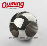 Custom разные размеры шаровой клапан из нержавеющей стали