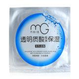 Farbige gedruckte packende Gesichtsmaske, verpackende Gesichtsschablone, Aluminiumfolie-Beutel