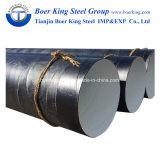 3 couches PE tuyau, 3PE revêtement anticorrosion, de tuyaux en acier en spirale 3PE tuyau sans soudure en acier anticorrosion