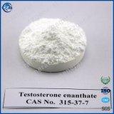 ステロイドの粉オイルのホルモン110%のより強いテストステロンEnanthate CAS。 315-37-7
