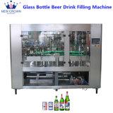 Botella de vidrio automática de alta calidad fácil abrir la tapa de la máquina de llenado de cerveza