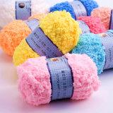 Écologique de la laine à tricoter à la main en polyester coton Fils de Fantaisie