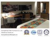 A mobília econômica e elegante do quarto do hotel ajustou-se (YB-G-1)