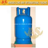 cylindre de gaz portatif de 12.5kg LPG pour le marché du Nigéria
