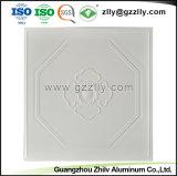 Wholesales Clip-in del Panel de aluminio de Recubrimiento de rodillos de impresión de la Junta de techo
