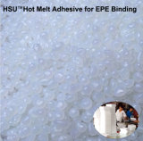 EPEの泡の包装を不良部分ための明確なエヴァの熱い溶解の接着剤