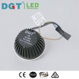 Hot Spot de 5W LED MR16 de la COB para insertar luz tenue