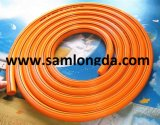 Renforcé en PVC flexible haute pression de pulvérisation