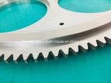 De precisie Machinaal bewerkte CNC Delen die van het Malen Machinaal bewerkend de Delen van de Automatisering van het Deel van de Vorm draaien