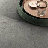 Mattonelle rustiche del Bluestone antisdrucciolevole della prova sporca della cenere di stile dell'Italia (BLU603)