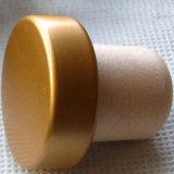 Natuurlijke Cork van het Synthetische Rubber van het Silicone Kurk