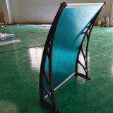 Оптовая пластичная сень листа полости тента поликарбоната продуктов 80 *100cm для изготовления барьеров шума