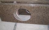 ブラウンの花こう岩のSlabs&Tilesの熱帯花こう岩Flooring&Walling