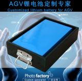 Agv電池のための24V 20ahの高い発電のリチウムイオン電池のパック