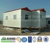 Chambres modulaires préfabriquées de conteneur