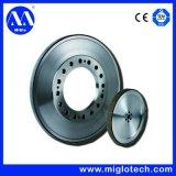 Настраиваемые с высокой скоростью керамические CBN шлифовального круга для Шлифовка коленчатого вала (GW-250001)
