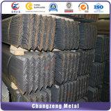 Laminado en Caliente 6# 60x5mm el ángulo de hierro (CZ-A07)