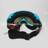 Bonnes lunettes de ski de visibilité de lentille interchangeable