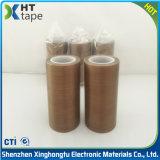 Ruban adhésif de silicones de teflon de température élevée