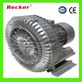 De Ventilator van de Ring van het Aluminium van Recker 5HP 4KW voor rookextractie in dustry