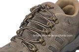 Повседневная обувь с велюр кожа и Mesn Смесь верхнего-47