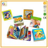 高いQaulity 3Dのフルカラーの児童図書の印刷(OEM-GL001)