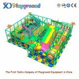 Замока спортивной площадки детей игрушка крытого капризного пластичная (XJ5056)