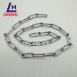 Catena a maglia lunga galvanizzata elettrotipia di DIN5685c