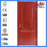 Отлитая в форму HDF дверь твердой древесины PVC (JHK-P15)